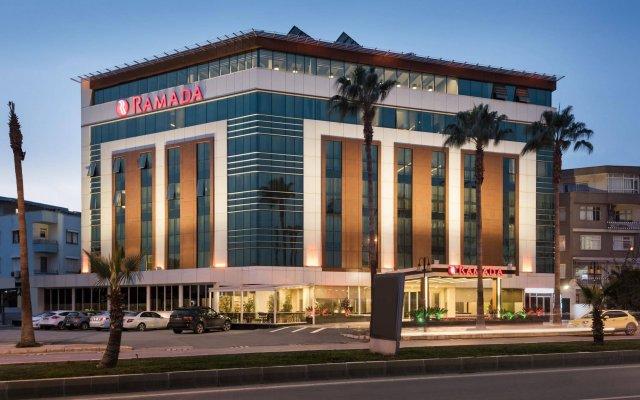 Buyuk Yalcin Hotel Турция, Мерсин - отзывы, цены и фото номеров - забронировать отель Buyuk Yalcin Hotel онлайн вид на фасад
