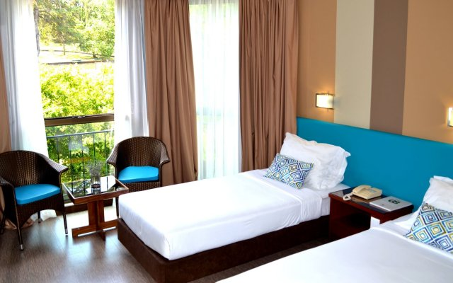 Отель Enotel Quinta Do Sol Португалия, Фуншал - 1 отзыв об отеле, цены и фото номеров - забронировать отель Enotel Quinta Do Sol онлайн вид на фасад
