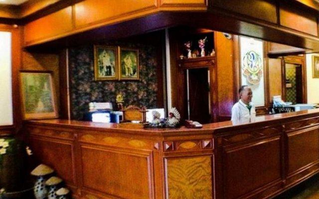 Отель Nice Mansion 2 at Rama 9 интерьер отеля