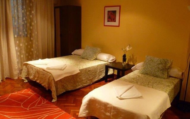 Отель Village Avenida de America Испания, Мадрид - отзывы, цены и фото номеров - забронировать отель Village Avenida de America онлайн комната для гостей