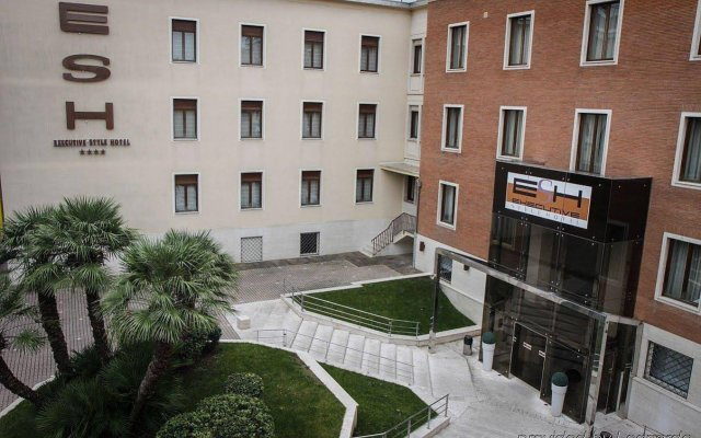 Отель Occidental Aurelia вид на фасад