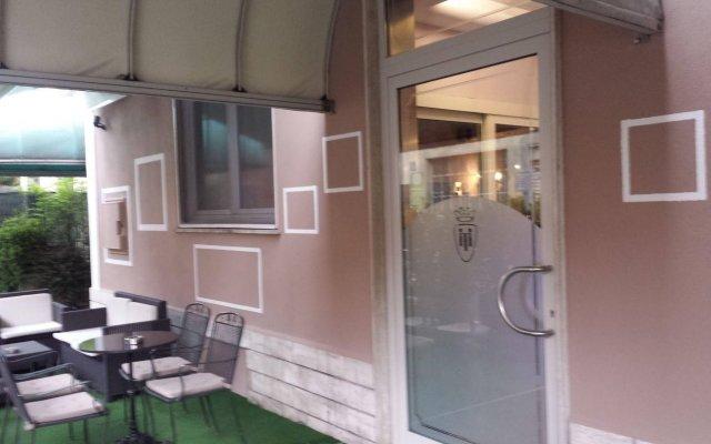 Отель La Terrazza Италия, Виченца - отзывы, цены и фото номеров - забронировать отель La Terrazza онлайн вид на фасад