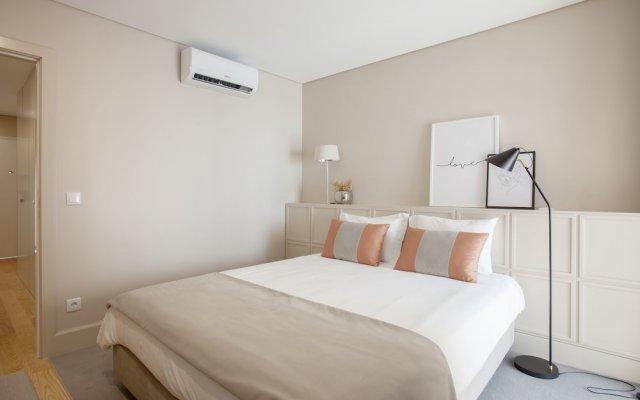 Отель Liiiving In Porto Luxury Boutique Apart Порту комната для гостей