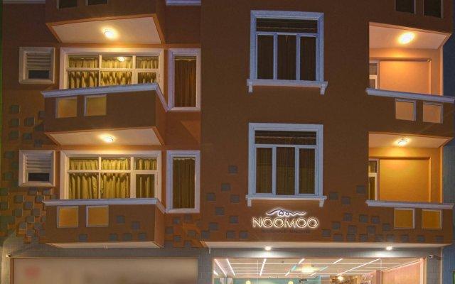 Отель Noomoo Мальдивы, Мале - отзывы, цены и фото номеров - забронировать отель Noomoo онлайн вид на фасад