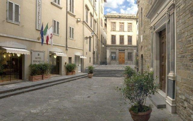 Отель Berchielli Италия, Флоренция - 5 отзывов об отеле, цены и фото номеров - забронировать отель Berchielli онлайн вид на фасад