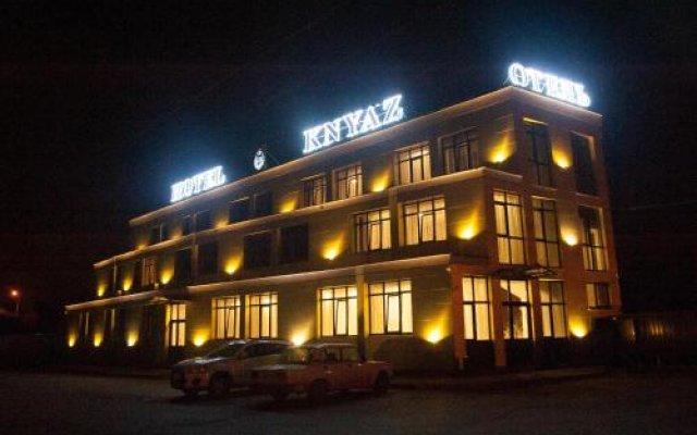 Гостиница Knyaz в Нижнем Новгороде 2 отзыва об отеле, цены и фото номеров - забронировать гостиницу Knyaz онлайн Нижний Новгород вид на фасад