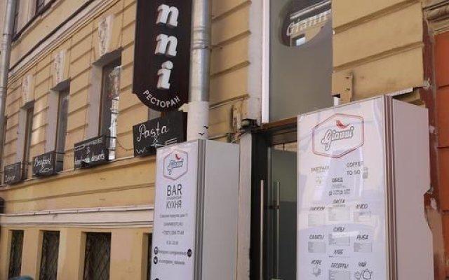 Гостиница Атмосфера на Спасском 11 в Санкт-Петербурге 10 отзывов об отеле, цены и фото номеров - забронировать гостиницу Атмосфера на Спасском 11 онлайн Санкт-Петербург вид на фасад