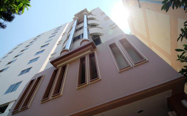 Отель Alameda Suites Hotel Таиланд, Бангкок - отзывы, цены и фото номеров - забронировать отель Alameda Suites Hotel онлайн вид на фасад