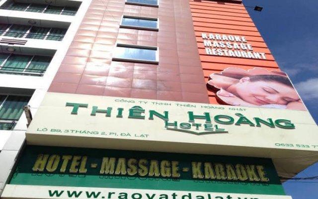 Hai Duyen Hotel Далат вид на фасад