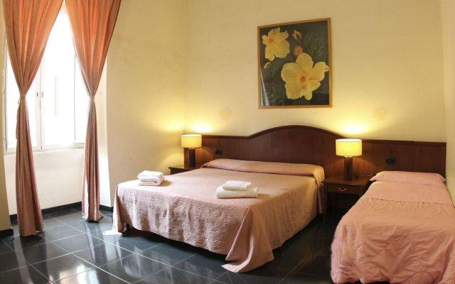 Отель Persepolis Rome комната для гостей