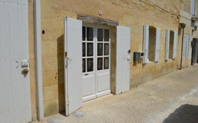 Отель Logis des Jurats Франция, Сент-Эмильон - отзывы, цены и фото номеров - забронировать отель Logis des Jurats онлайн вид на фасад