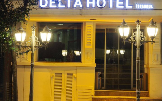 Delta Hotel Istanbul вид на фасад