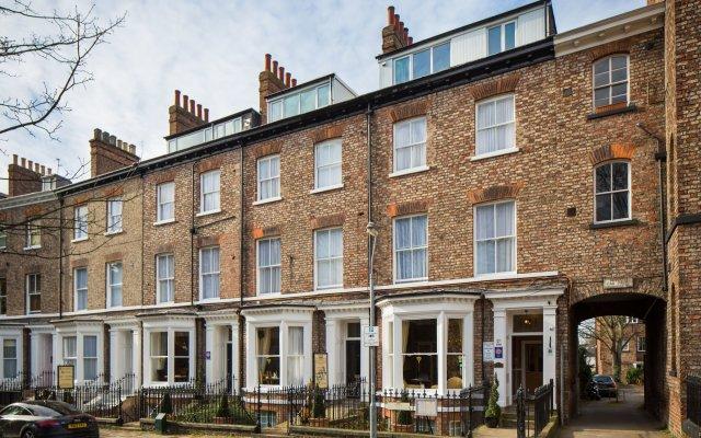 Hedley House Hotel вид на фасад