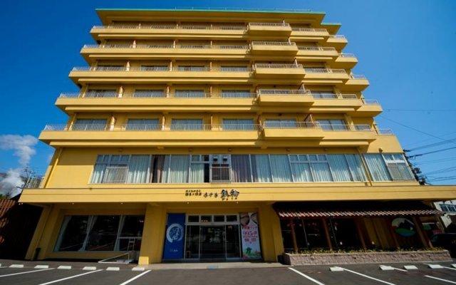 Отель Beppu Kannawa Onsen Kiraku (Oita) Япония, Беппу - отзывы, цены и фото номеров - забронировать отель Beppu Kannawa Onsen Kiraku (Oita) онлайн вид на фасад