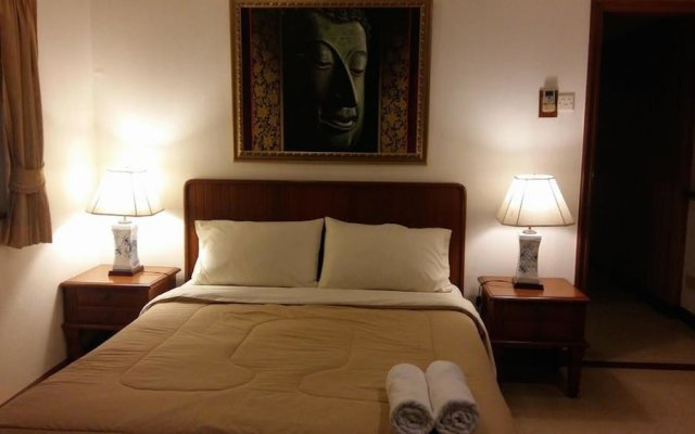 Отель Heaven Hill Pool Villa Pattaya комната для гостей