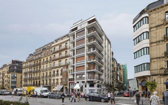 Отель Oteiza Apartment by FeelFree Rentals Испания, Сан-Себастьян - отзывы, цены и фото номеров - забронировать отель Oteiza Apartment by FeelFree Rentals онлайн вид на фасад