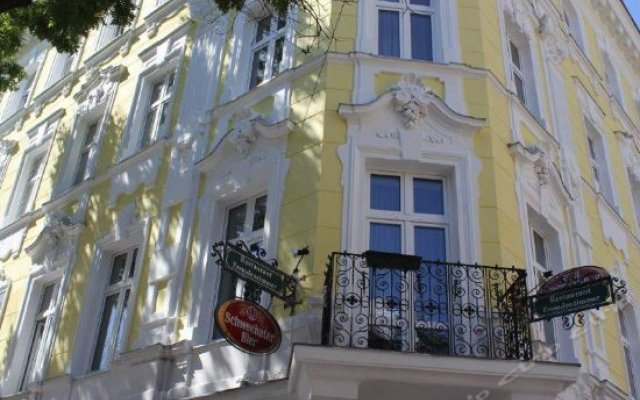 Arnes Hotel Vienna Вена вид на фасад