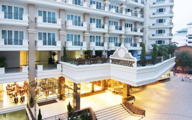 Отель Miracle Suite Таиланд, Паттайя - 1 отзыв об отеле, цены и фото номеров - забронировать отель Miracle Suite онлайн вид на фасад