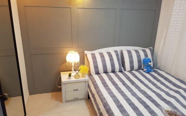 Отель Hongdae Guesthouse комната для гостей