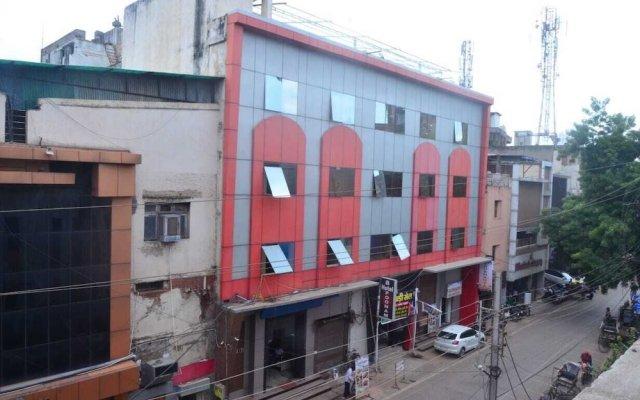 Отель Poonam Индия, Райпур - отзывы, цены и фото номеров - забронировать отель Poonam онлайн вид на фасад