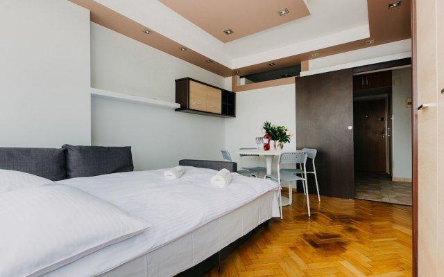 Отель ShortStayPoland Swietokrzyska (A2) комната для гостей