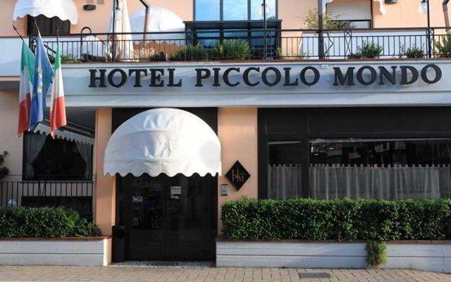 Hotel Piccolo Mondo вид на фасад