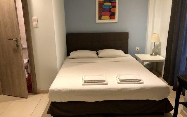 Отель Sokratous Private Apartments Греция, Салоники - отзывы, цены и фото номеров - забронировать отель Sokratous Private Apartments онлайн комната для гостей