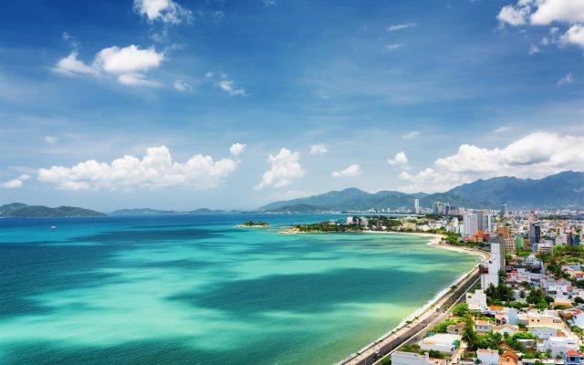Отель Sunny Beach пляж