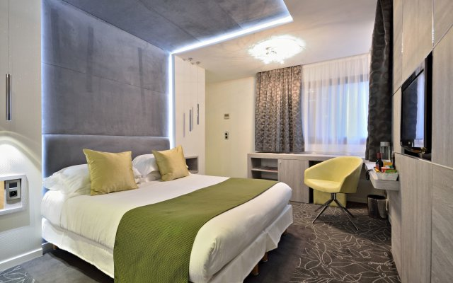 Отель Cézanne Hôtel Spa комната для гостей