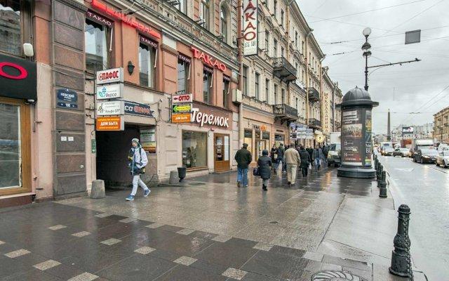 Хостел Друзья на Невском Санкт-Петербург городской автобус