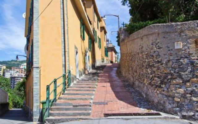 Отель Laxmi Guesthouse B&B Италия, Генуя - отзывы, цены и фото номеров - забронировать отель Laxmi Guesthouse B&B онлайн вид на фасад