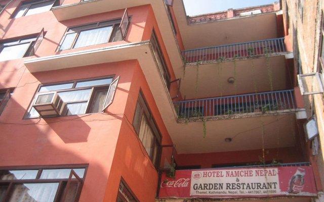 Отель Namche Nepal Непал, Катманду - отзывы, цены и фото номеров - забронировать отель Namche Nepal онлайн вид на фасад