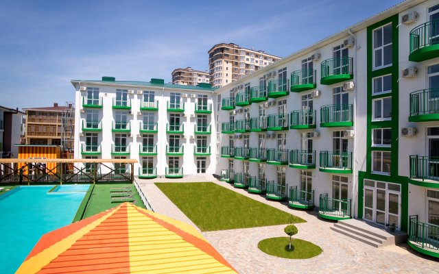 Green Park Hotel 0