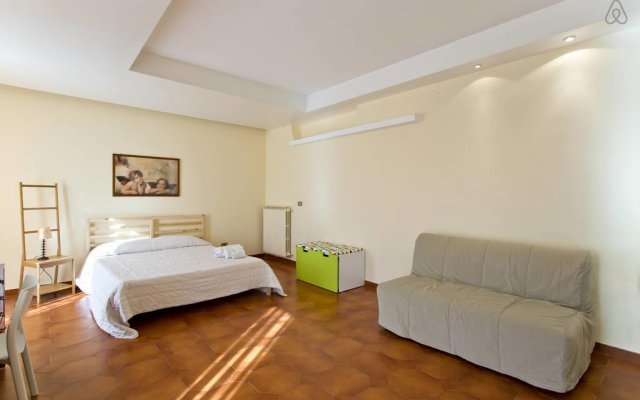 Отель Roma Attic Капачи комната для гостей