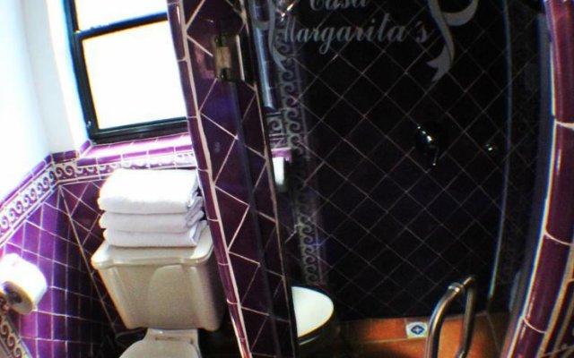 Отель Casa Margaritas Мексика, Креэль - 1 отзыв об отеле, цены и фото номеров - забронировать отель Casa Margaritas онлайн вид на фасад