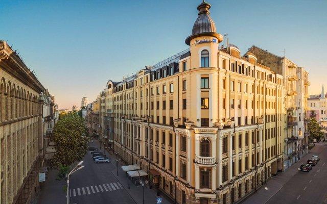 Radisson Blu Hotel Киев
