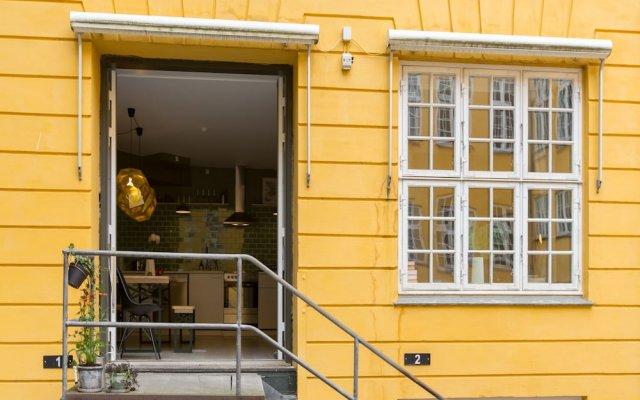 Отель Spacious designer-home by Amalienborg Дания, Копенгаген - отзывы, цены и фото номеров - забронировать отель Spacious designer-home by Amalienborg онлайн вид на фасад