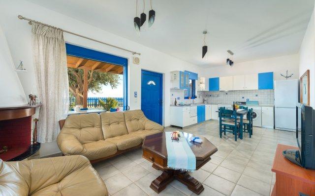 Отель Stegna House Пляж Стегна комната для гостей