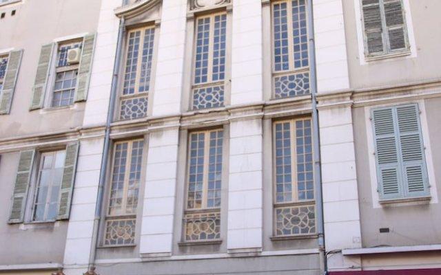 Отель Palais Hongran de Fiana Франция, Ницца - отзывы, цены и фото номеров - забронировать отель Palais Hongran de Fiana онлайн вид на фасад