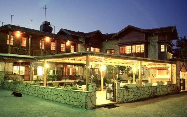 Villa Önemli Турция, Сиде - отзывы, цены и фото номеров - забронировать отель Villa Önemli онлайн вид на фасад