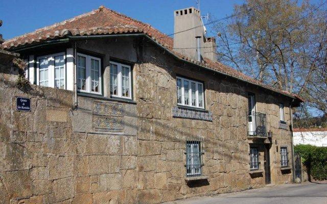 Отель Casa da Quinta De S. Martinho вид на фасад
