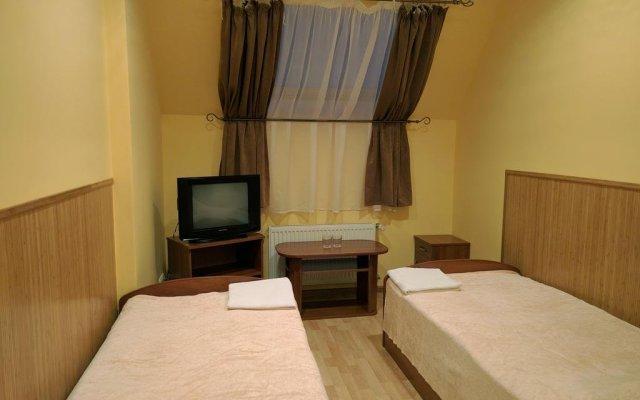 Art Hotel Palma Львов комната для гостей