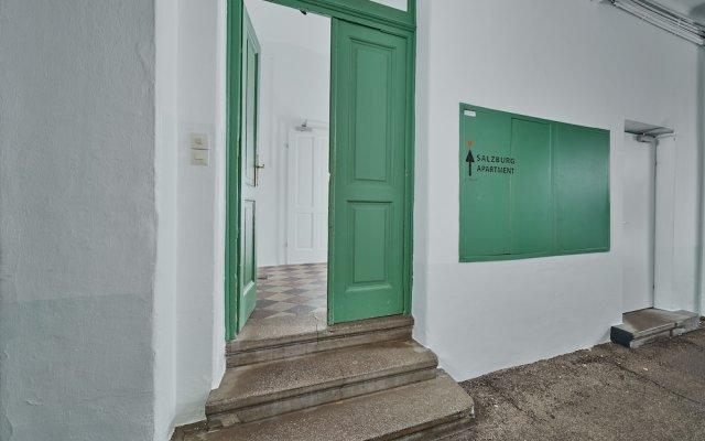 Отель Salzburg-Apartment Австрия, Зальцбург - отзывы, цены и фото номеров - забронировать отель Salzburg-Apartment онлайн вид на фасад