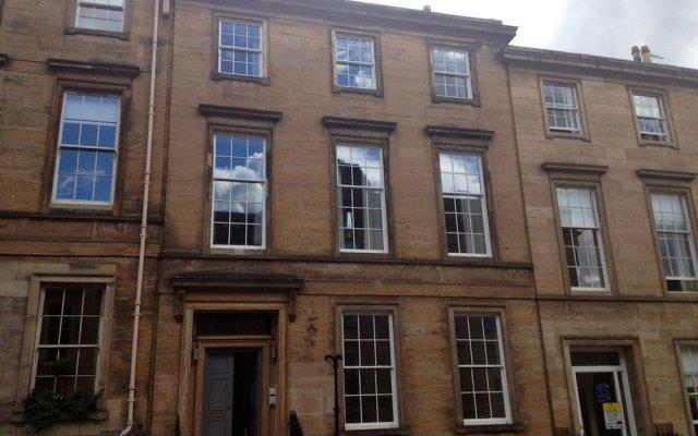 Апартаменты Dreamhouse at Blythswood Apartments Glasgow вид на фасад