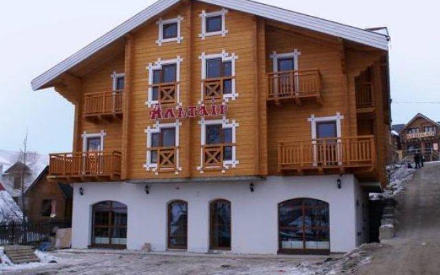 Гостиница Altair Hotel Украина, Буковель - отзывы, цены и фото номеров - забронировать гостиницу Altair Hotel онлайн вид на фасад