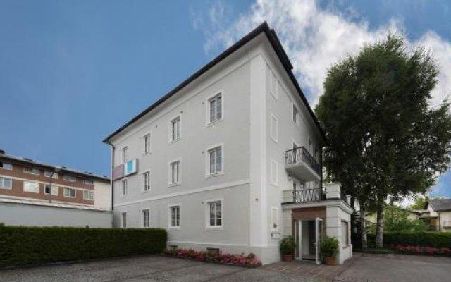 Отель Amadeus Residence Salzburg Австрия, Зальцбург - отзывы, цены и фото номеров - забронировать отель Amadeus Residence Salzburg онлайн вид на фасад
