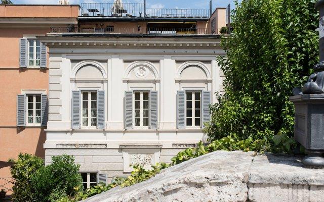 Отель Il Palazzetto Италия, Рим - отзывы, цены и фото номеров - забронировать отель Il Palazzetto онлайн вид на фасад