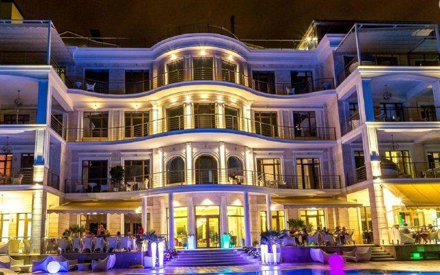 Гостиница Panorama De Luxe вид на фасад