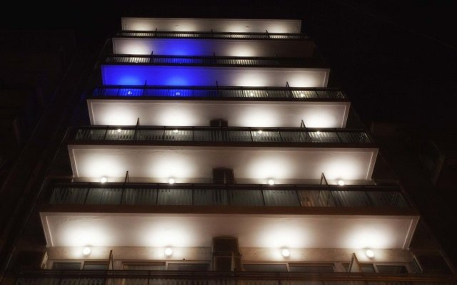 My Athens Hotel вид на фасад