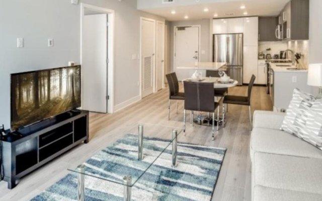 Отель Gallery Bethesda Apartments by Global США, Бетесда - отзывы, цены и фото номеров - забронировать отель Gallery Bethesda Apartments by Global онлайн